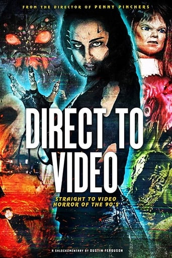 Watch Direct to Video: Straight to Video Horror of the 90s Online Free in HD