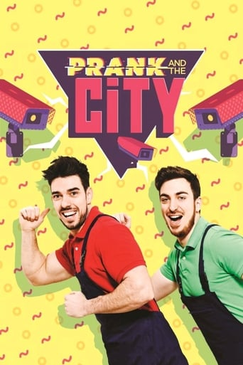 Poster of Prank And The City