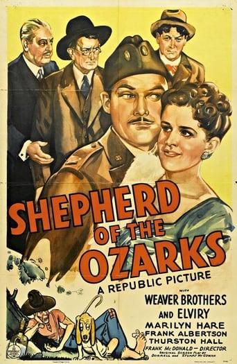 Poster of Shepherd of the Ozarks fragman