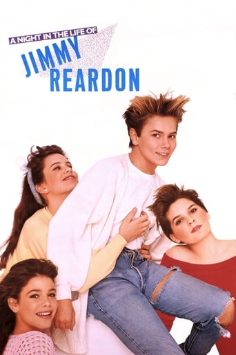 Poster of A Night in the Life of Jimmy Reardon