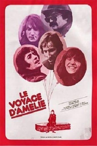 Watch Le voyage d'Amélie 1974 full online free