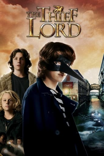 Poster of The Thief Lord