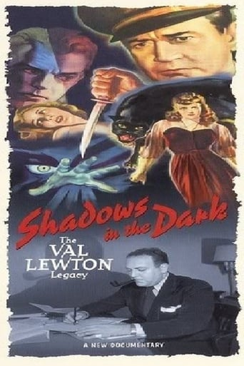 Poster of Shadows in the Dark: The Val Lewton Legacy
