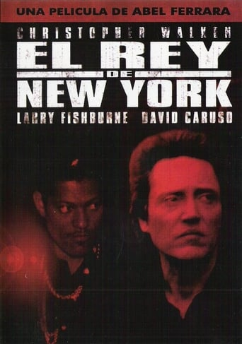 Poster of El rey de Nueva York