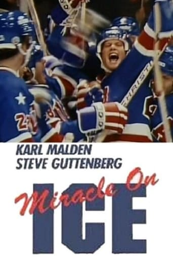 Poster of Miracle on Ice