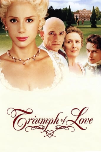 Poster of The Triumph of Love