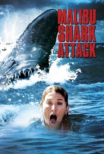 Poster of Malibu Shark Attack