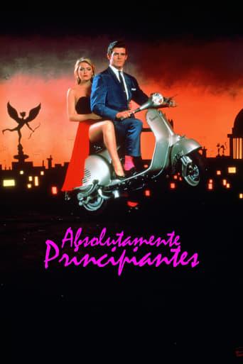 Poster of Absolutamente Principiantes