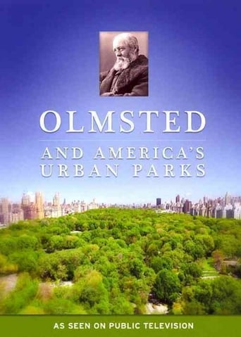 Poster of Olmsted and America's Urban Parks