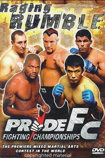 Poster of Pride 15: Raging Rumble