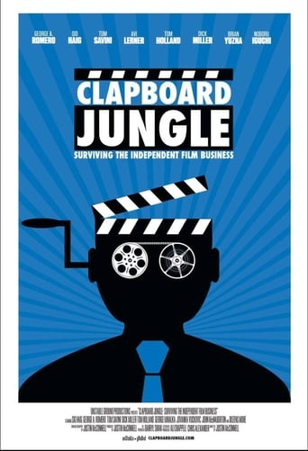 Poster of Clapboard Jungle: Surviving the Independent Film Business
