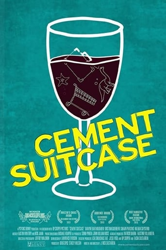 Poster of Cement Suitcase