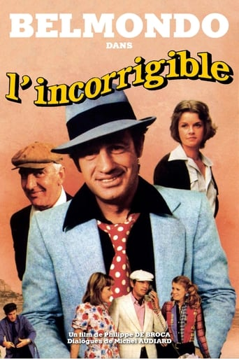 Poster of Incorrigible