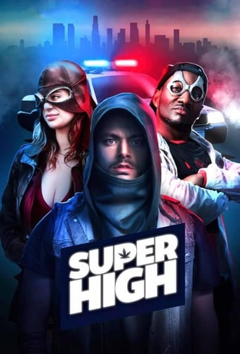 Poster of Superhigh
