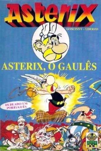 Asterix, o Gaulês - Poster