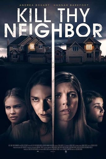 Poster of Kill Thy Neighbor