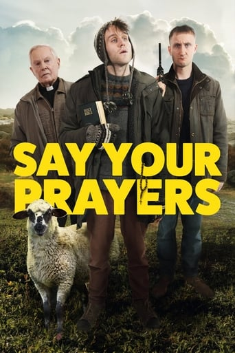 Poster Say Your Prayers