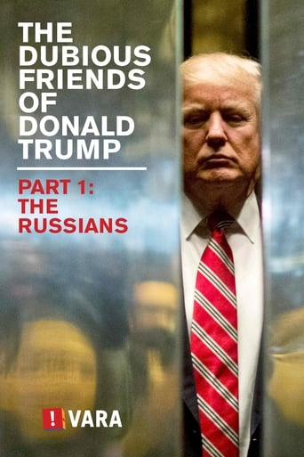 Poster of Zembla - The Dubious Friends of Donald Trump Part 1: The Russians