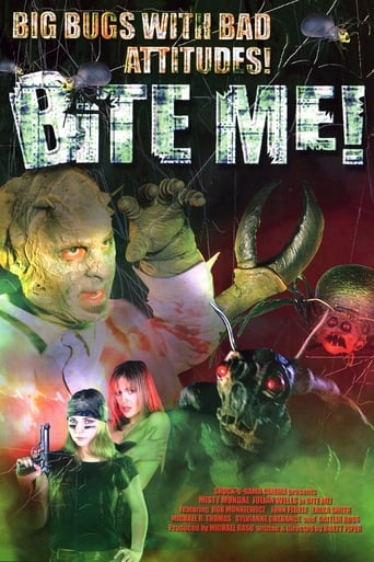 Poster of Bite Me!