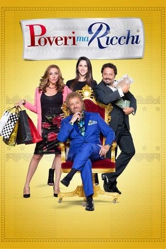 Poveri ma ricchi - Poster