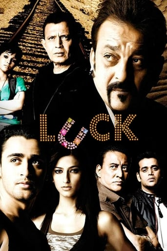 Poster of Luck