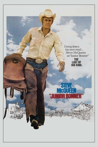 Poster of Junior Bonner