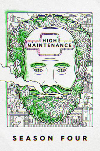 High Maintenance 4ª Temporada - Poster