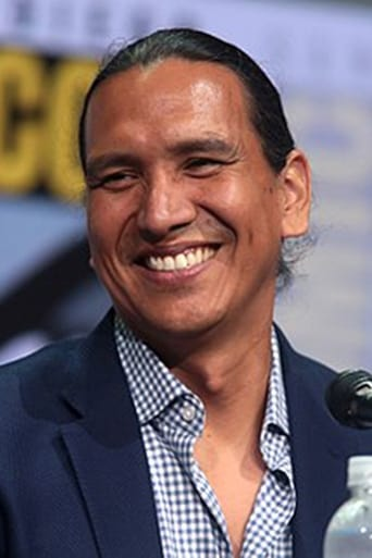 Image of Michael Greyeyes