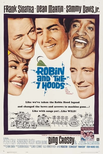 Poster of Robin and the 7 Hoods