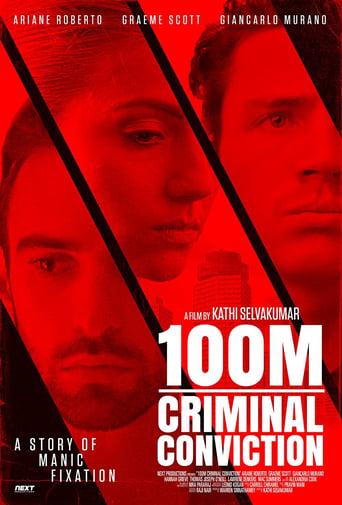 100m Criminal Conviction Poster