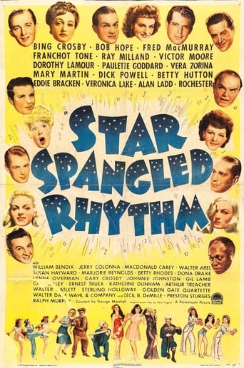 Poster of Star Spangled Rhythm