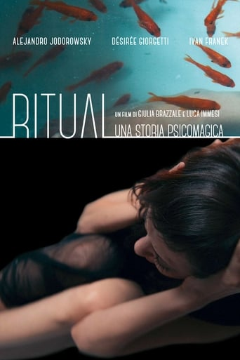 Poster of Ritual - A Psychomagic Story