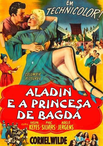 Aladim e a Princesa de Bagdá - Poster
