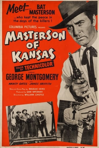 Poster of Masterson Of Kansas