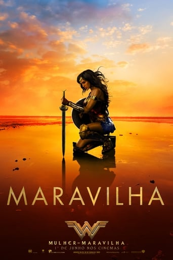Poster of Mulher-Maravilha
