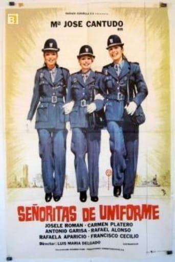 Poster of Señoritas de uniforme
