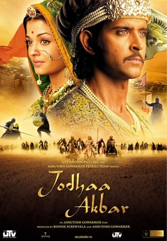 Poster of Jodhaa Akbar
