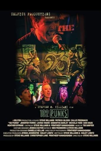 Poster of 102 Punks