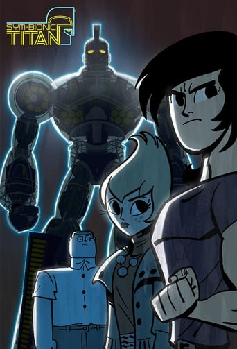Poster of Sym-Bionic Titan
