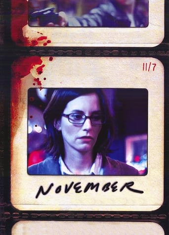 Poster of November fragman