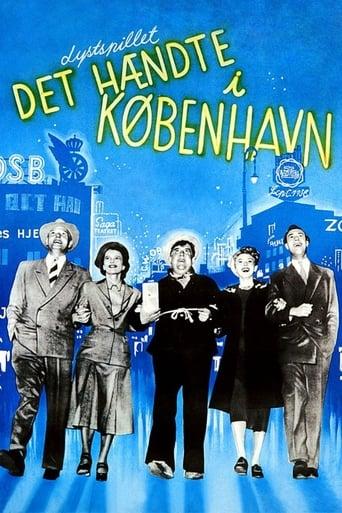 Poster of Det hændte i København