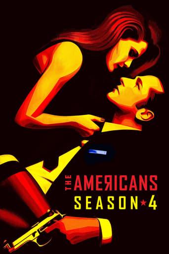 Amerikiečiai / The Americans (2016) 4 Sezonas
