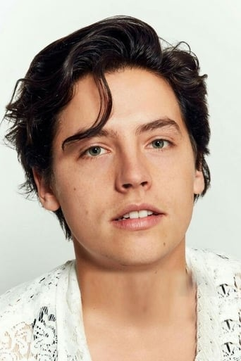 Cole Sprouse alias Jughead Jones