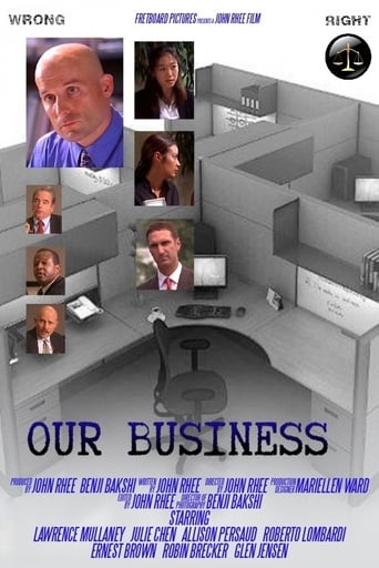 Our Business poster