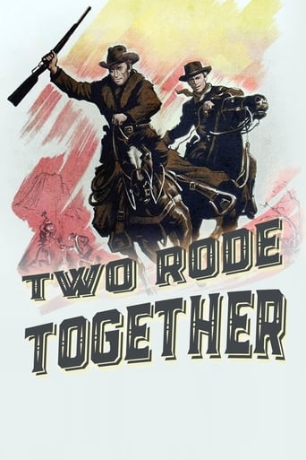 Poster of Two Rode Together