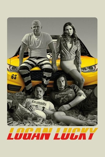 Poster of Logan Lucky