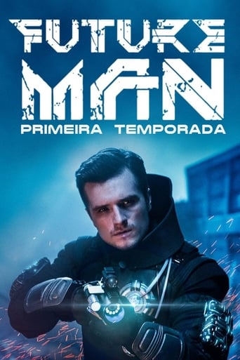 Future Man 1ª Temporada - Poster