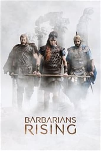 Poster of Barbarians Rising