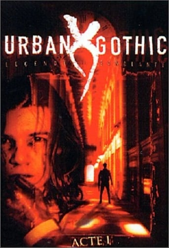 Poster of Urban Gothic