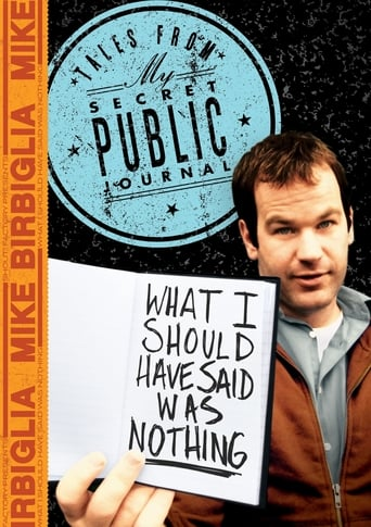 Poster of Mike Birbiglia: What I Should Have Said Was Nothing